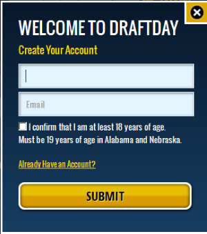 Play with Draft Day