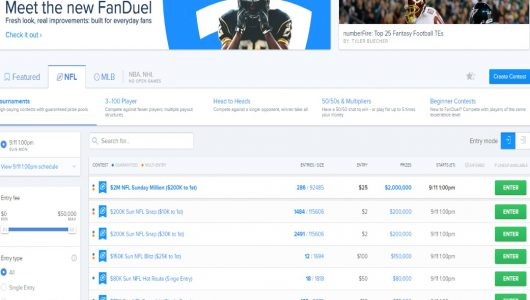 FanDuel Sign Up