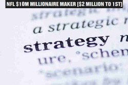 Strategies are Key