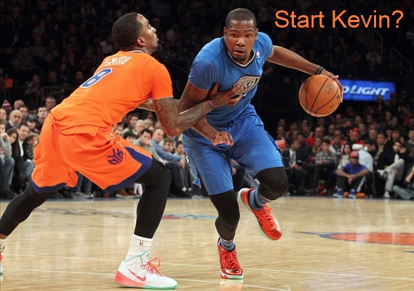 Taking the Best NBA Player