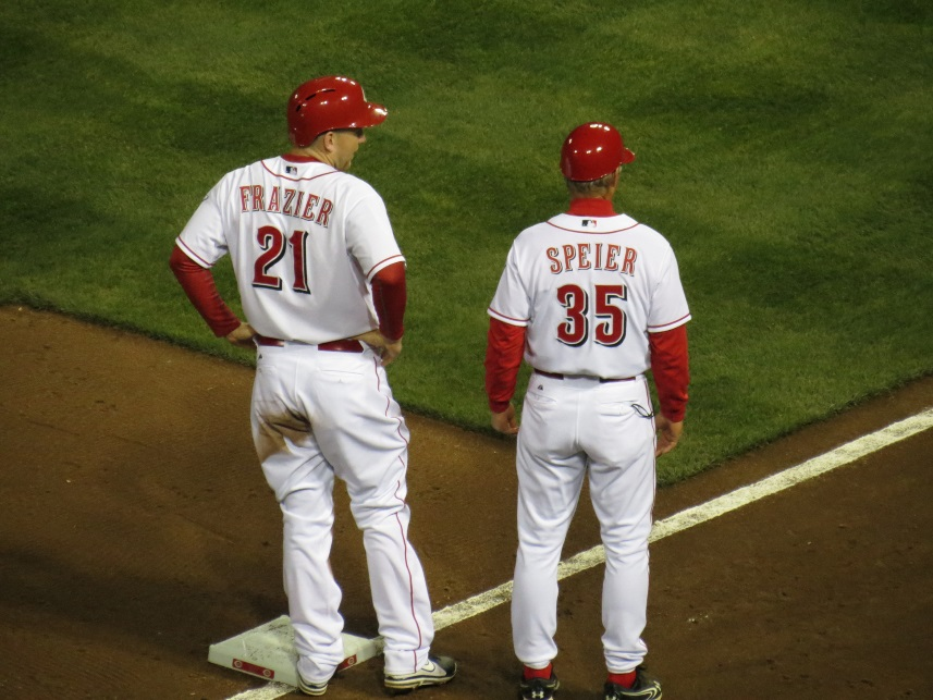 Riding Trends and a Look at Third Base