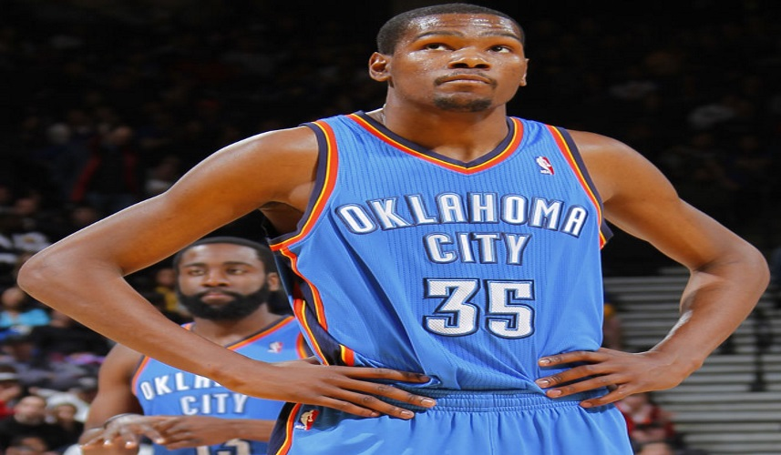 Picking up Durant