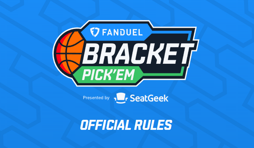 Who to Pick in the FanDuel Bracket Pickem