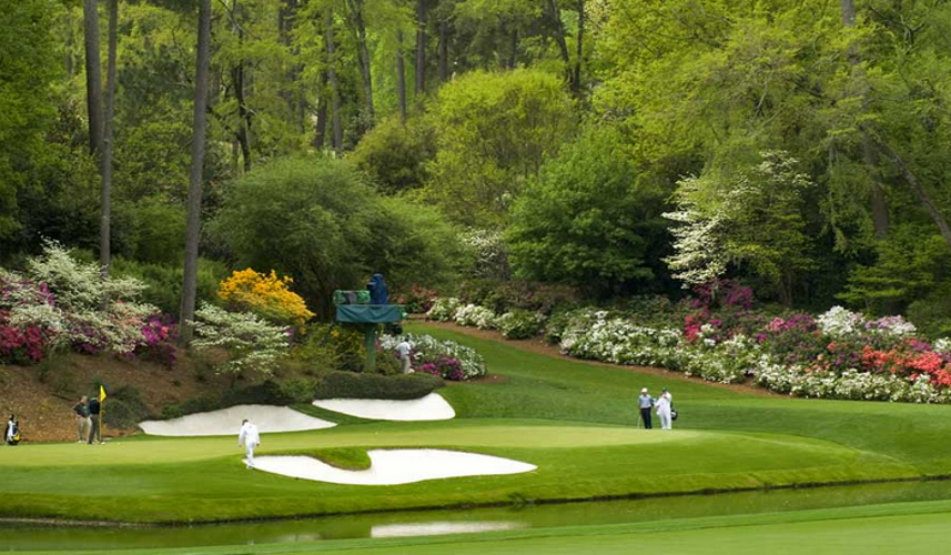 Masters 2018 DFS Party Pick