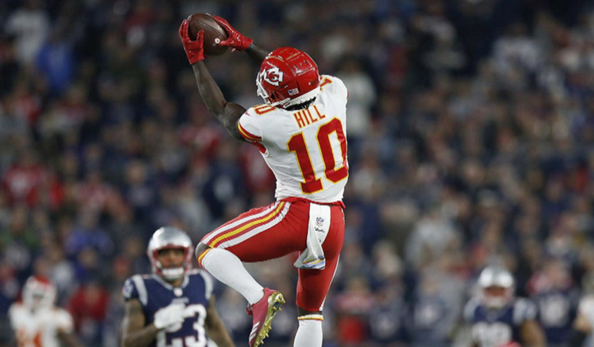 Tyreek Hill Could be the Difference