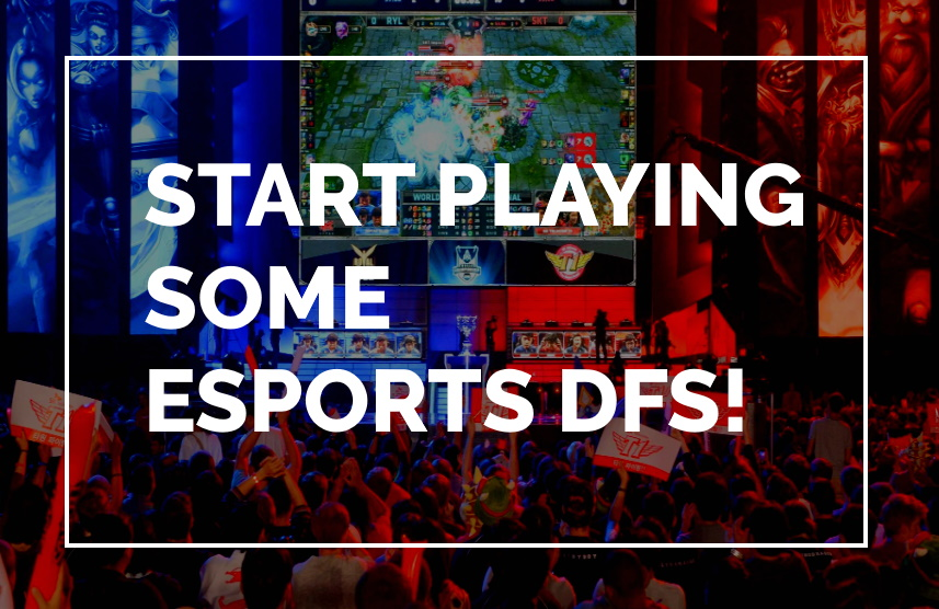 ESports DFS on a New Level